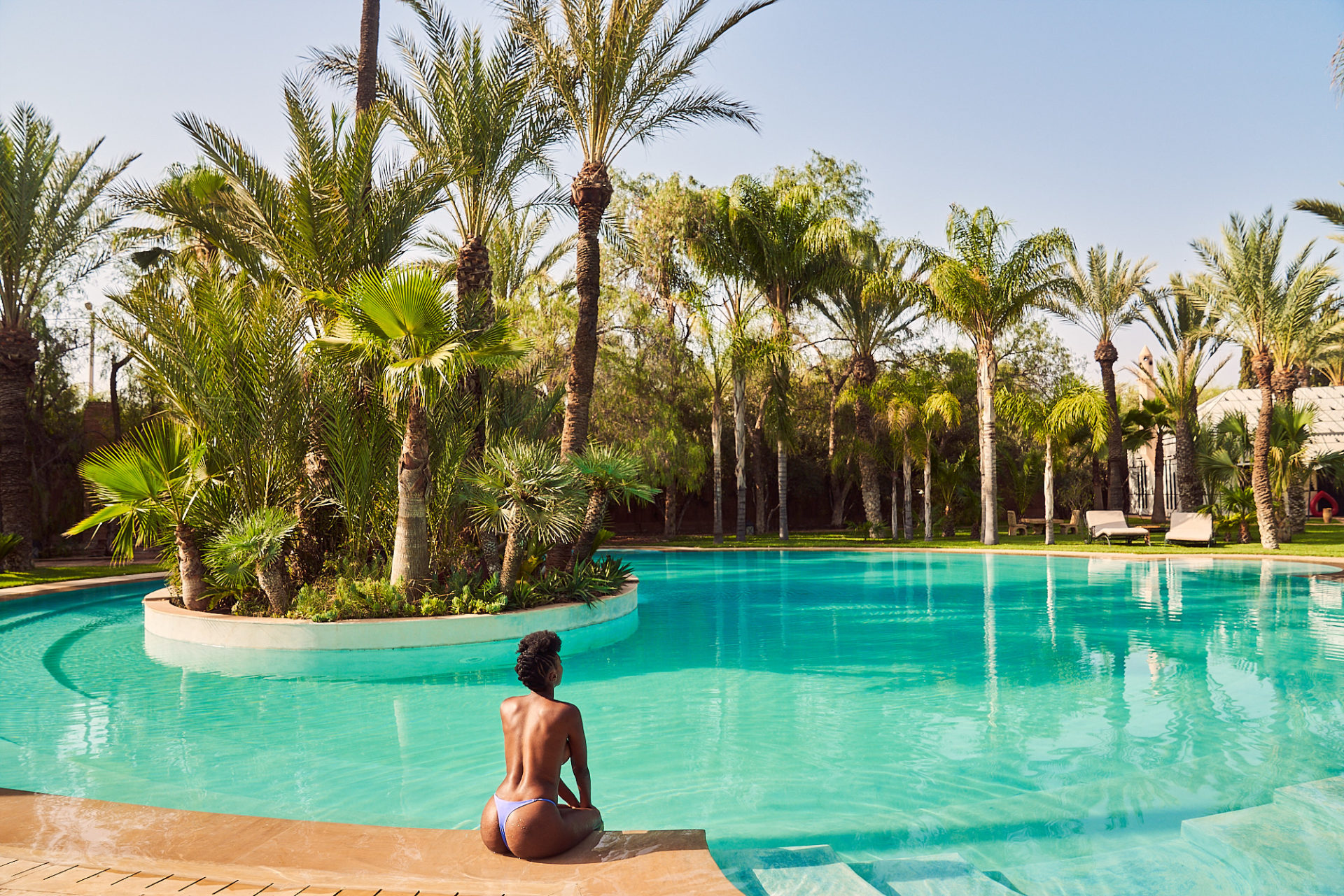 Destination Marrakech: Stop at Lodge K