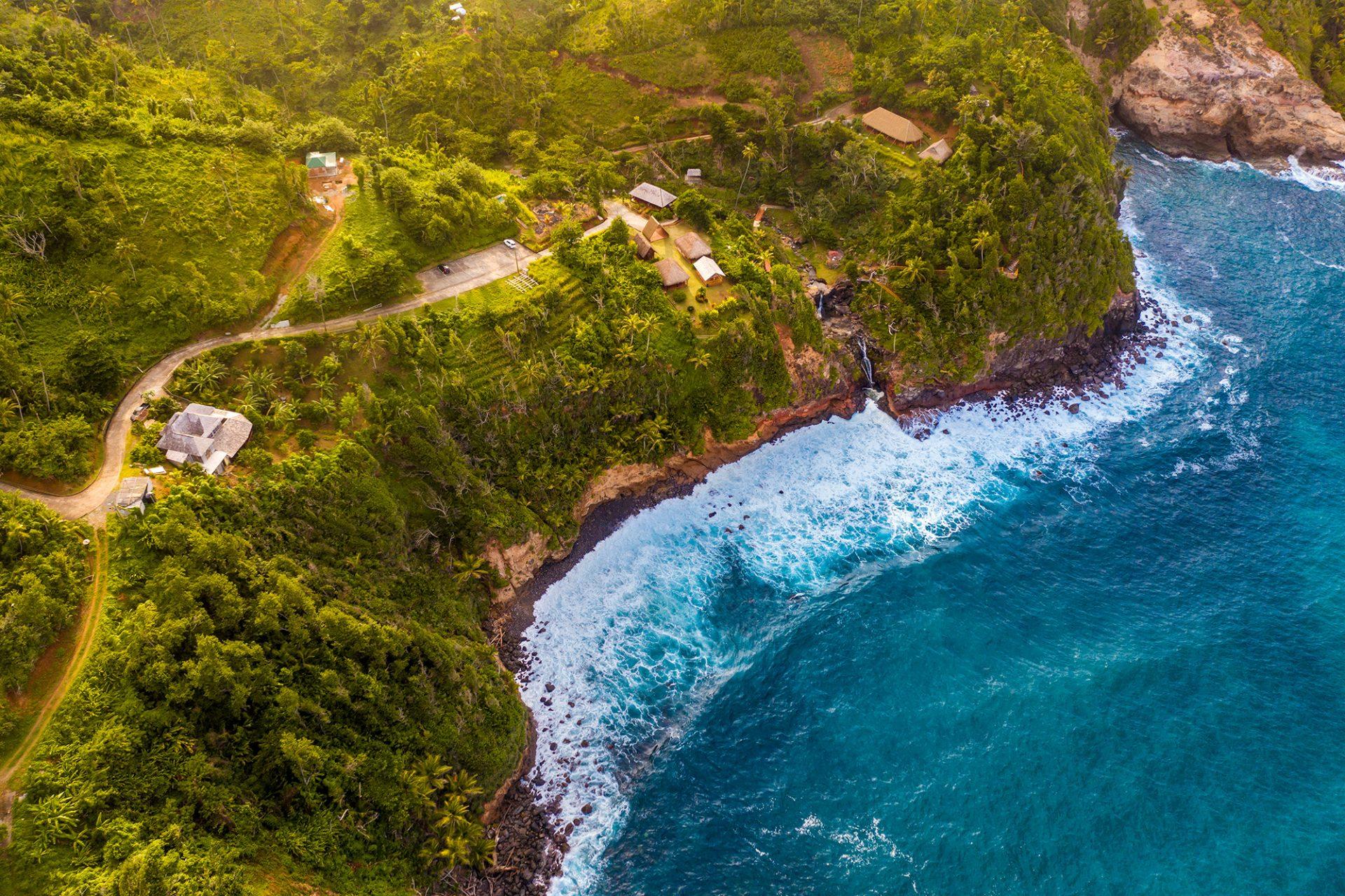 Voyage sur l'île de la Dominique: spots à ne pas manquer